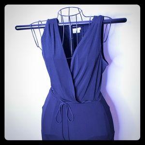 London Times black dress